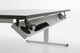 Elektrisch H Enverstellbarer Schreibtisch Höhenverstellbarer Schreibtisch Deals Bei Ergo4office