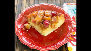 crock pot pineapple upside down cake recipe youtube