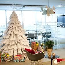 office christmas tree decorating ideas styles yvotube com