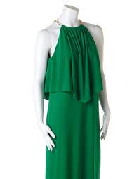 Kelly Green Maxi Dress Kelly Green Popover Maxi Dress Cleo