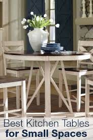 Kitchen Table For Small Spaces Best 25 Round Kitchen Tables Ideas On Pinterest Round Dining