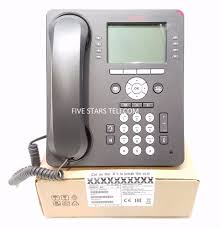 avaya 9608g ip voip gigabit phone telephone 700505424 new ebay