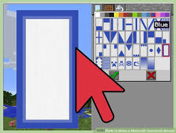 how to make a minecraft overworld banner 9 steps with pictures