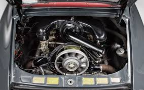 engine porsche 911 the porsche 911 was not designed around its rear engine petrolicious