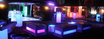 led floor rental floor led white floor rental in miami fort