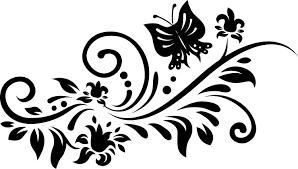 vector ornament digital clipart on storenvy