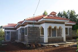 types of houses in kenya with three bedroom house design types