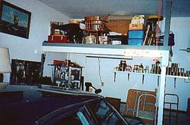 garage storage loft ask the builderask the builder