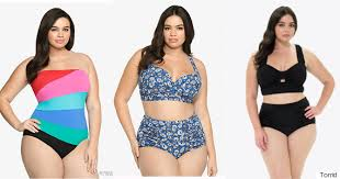 8 plus size swimwear sites that ease the pain of swimsuit shopping
