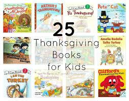 25 thanksgiving books for