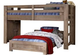 Boys Bunk Beds Light Wood Bunk Loft Beds Pine Oak Beige Etc