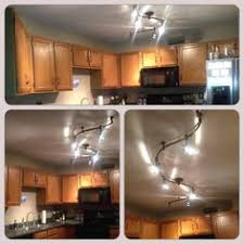 how to light a kitchen track vs recessed lighting reviews