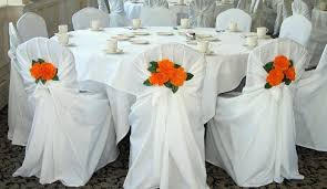 White Banquet Chair Covers Elegant Chair Covers Rentals For Wedding U0026 Events At 1 45