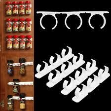 aliexpress com buy 4 sets kitchen clip spice gripper jar rack