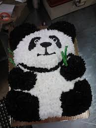 panda cake template the 25 best panda cake ideas on panda cakes