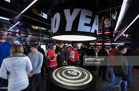 nhl centennial fan arena toronto maple leafs v montreal canadiens photos and images getty
