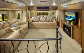 5th wheel with living room in front fifth wheel cers with front living rooms living room with fifth