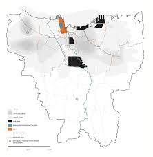 Map Of Jakarta Paper Factory In Jakarta Catharine Merrill Pyenson
