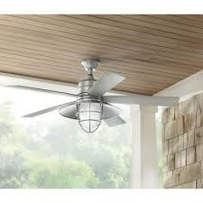 Outdoor Ceiling Fans At Home Depot by Home Decorators Collection Grayton 54 In Indoor Outdoor