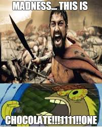 This Is Sparta Meme - image tagged in sparta leonidas memes chocolate spongebob scumbag
