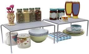 kitchen countertop storage ideas kitchen counter shelf rack for cool kitchen design modern shelf
