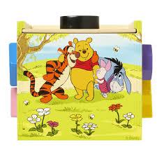 winnie the pooh thanksgiving melissa u0026 doug disney baby winnie the pooh wooden shape sorting