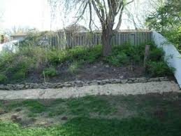 How To Regrade A Backyard How To Plant A New Lawn On A Hillside Gardening U0026 Landscaping