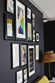 Gallery Wall Frames by Tips For Installing A Gallery Wall U2013 A Beautiful Mess