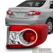 2011 toyota corolla brake light bulb for 2011 2012 2013 toyota corolla usa built outer tail light l