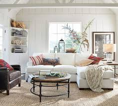 pottery barn livingroom parquet reclaimed wood coffee table pottery barn
