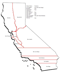 Sonoma California Map Joincalifornia Redistricting