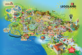 Orlando Fl Map by Legoland Florida Map My Blog