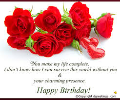 wife birthday card message birthday wishes and messages for wife