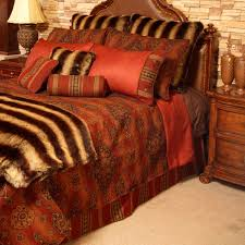 Western Bedding Luxury Cabin Bedding From Silverado And Wooded River