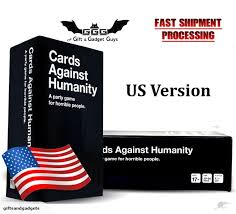cards against humanity reject pack cards against humanity us edition trade me