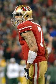 49ers qb kaepernick is armed and dangerous ny daily news