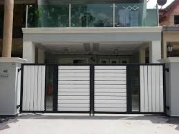 home gate design 2016 stainless steel gate auto gate system a luxury or a modern