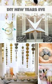 Cheap Diy New Years Eve Decorations by Diy New Years Eve Party Ideas Garlands Gold And Holidays