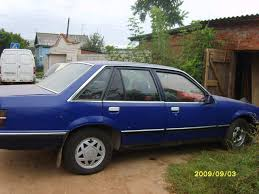 opel rekord 1985 1985 opel senator pictures 2 5l gasoline fr or rr automatic