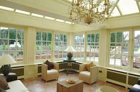 Conservatory Wall Panelling Interior Wall Panelling - Conservatory interior design ideas