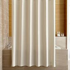 How To Choose A Shower Curtain Shower Curtains Rings And Liners Crate And Barrel