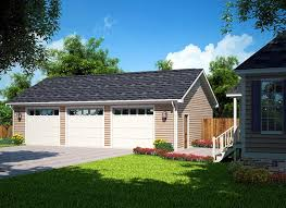 3 car garage plans from design connection llc house plans