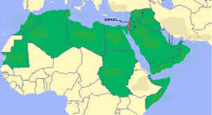 map without country names maps arabic major tourist attractions maps
