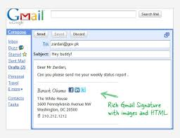 25 gmail signature templates u2013 samples examples u0026 format free