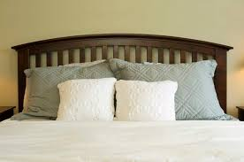 Bed Headrest What Is The Standard Measurement For A Queen Size Headboard Hunker