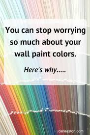 which paint color for my walls you can stop worrying about it