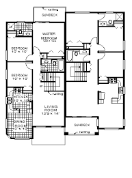 duplex house plans and duplex home plans are floor plans to build