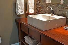 bathroom vessel sinks bright double white vanity sink cabinet