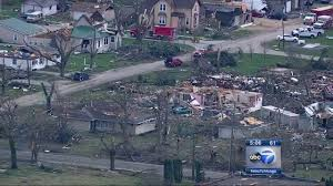 Illinois Tornado Map fairdale il tornado kills 2 recovery search ends cleanup begins