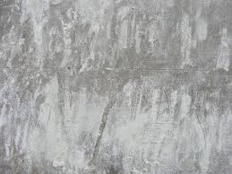 gray concrete wall with white wash dirt u2014 stock photo